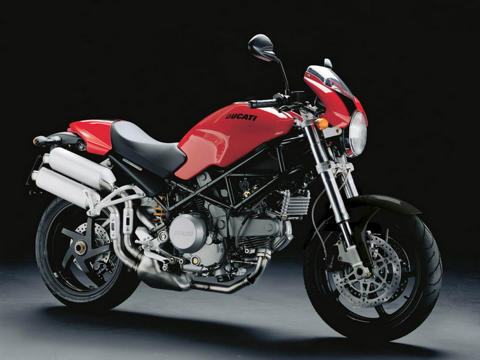 Ducati 800 MONSTER S2R 2005 - 2
