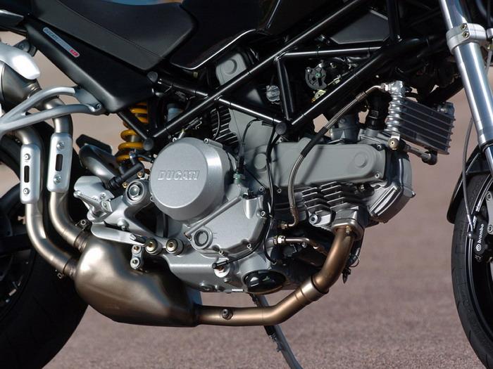 Ducati 800 MONSTER S2R 2005 - 20