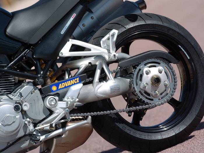 Ducati 800 MONSTER S2R 2007 - 15