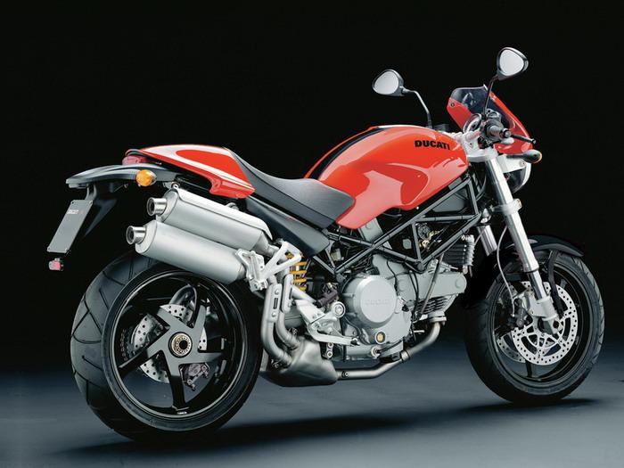 Ducati 800 MONSTER S2R 2007 - 28