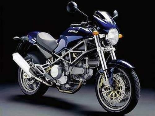 Ducati 800 MONSTER 2004 - 3