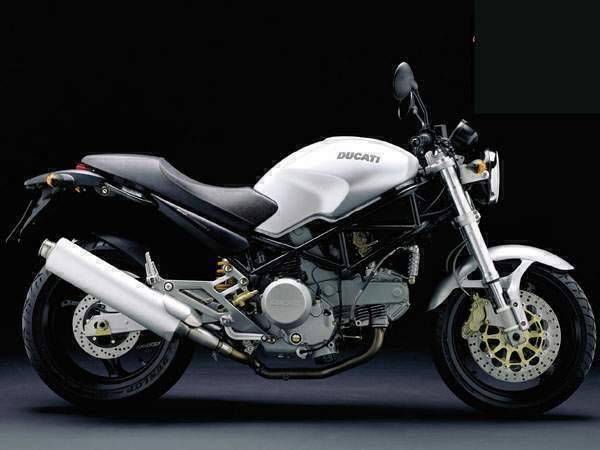Ducati 800 MONSTER 2004 - 2
