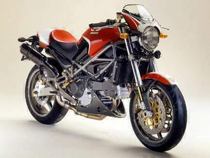 Ducati 916 MONSTER S4 Foggy 2001 - 7