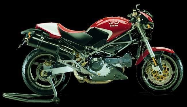 Ducati 916 MONSTER S4 Foggy 2001 - 6