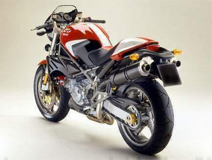 Ducati 916 MONSTER S4 Foggy 2001 - 1
