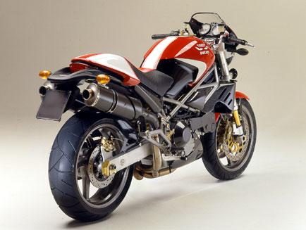 Ducati 916 MONSTER S4 Foggy 2001 - 2