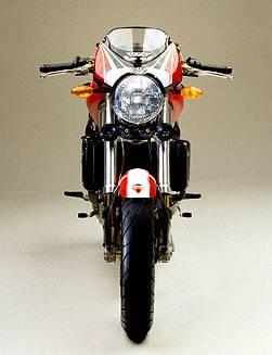 Ducati 916 MONSTER S4 Foggy 2001 - 3