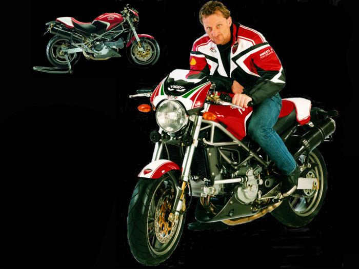 Ducati 916 MONSTER S4 Foggy 2001 - 8
