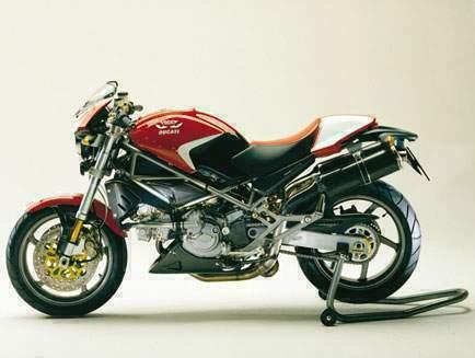 Ducati 916 MONSTER S4 Foggy 2001 - 5