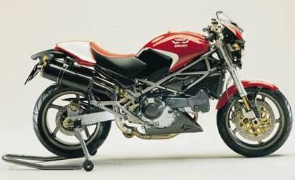 Ducati 916 MONSTER S4 Foggy 2001 - 9
