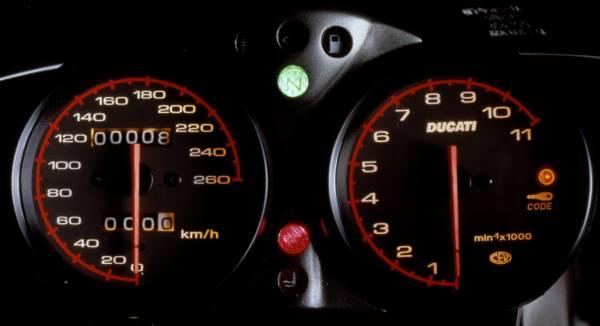 Ducati 916 MONSTER S4 2003 - 2