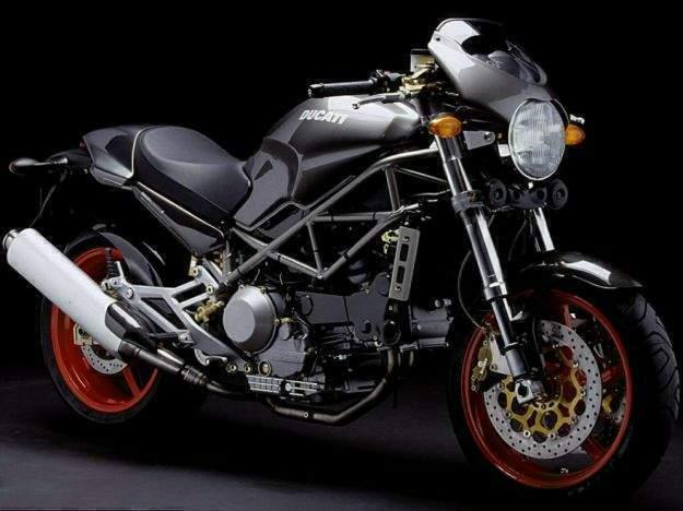 Ducati 916 MONSTER S4 2003 - 10