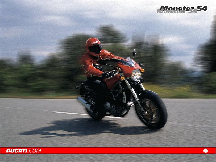 Ducati 916 MONSTER S4 2003 - 12