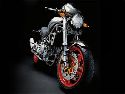 Ducati 916 MONSTER S4 2003 - 3