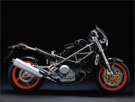Ducati 916 MONSTER S4 2003 - 4