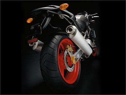 Ducati 916 MONSTER S4 2003 - 5