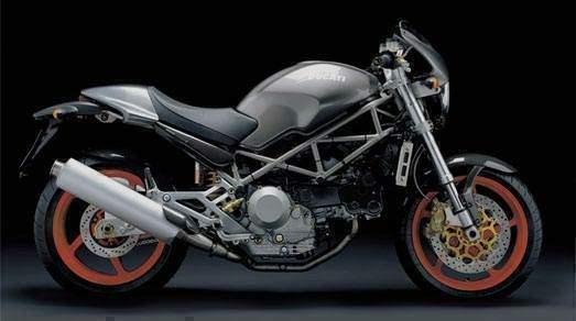 Ducati 916 MONSTER S4 2003 - 8