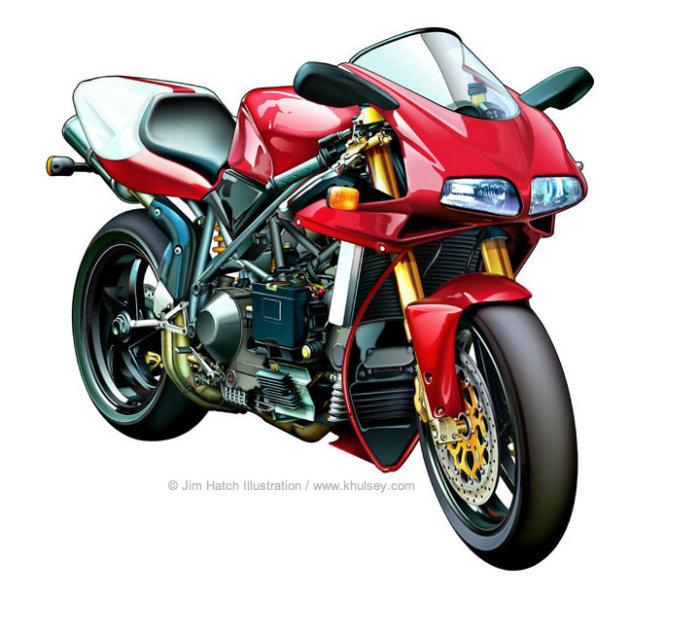 Ducati 996 2000 - 8