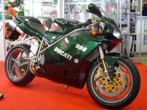 Ducati 998 MATRIX 2004 - 12