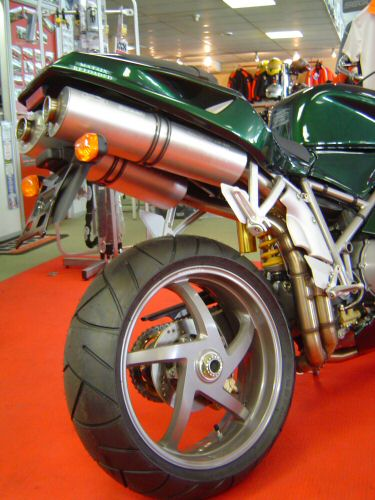 Ducati 998 MATRIX 2004 - 13