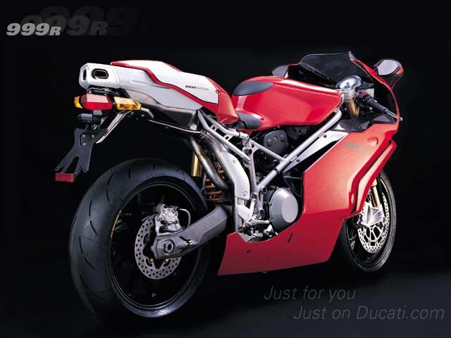 Ducati 999 R 2004 - 5