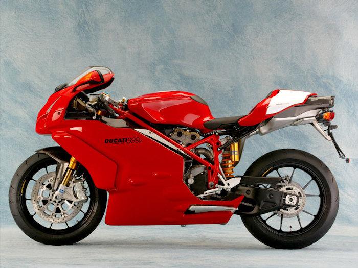 Ducati 999 R 2004 - 9