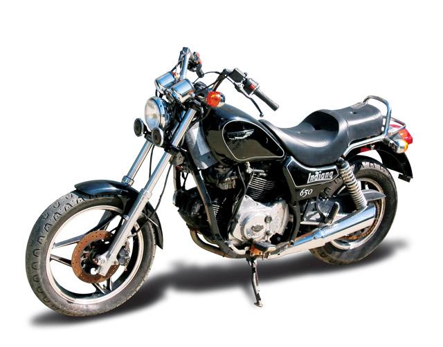 Ducati Indiana 650 1985 - 3