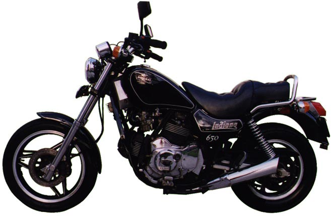 Ducati Indiana 650 1985 - 2