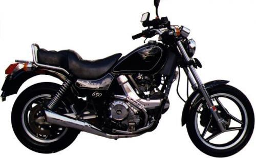 Ducati Indiana 650 1985 - 1