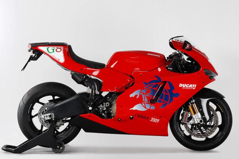 Ducati DESMOSEDICI 1000 RR edition G8 2009 - 3