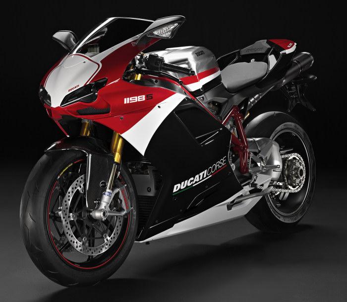 Ducati 1198 S Spécial Edition CORSE