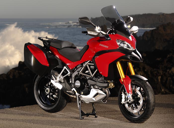 Ducati Multistrada Touring 2017 Ototrends Net
