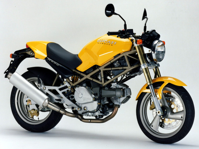 ducati 600 monster 1994 fiche moto motoplanete. Black Bedroom Furniture Sets. Home Design Ideas