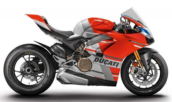 Ducati 1100 Panigale V4 S Corse