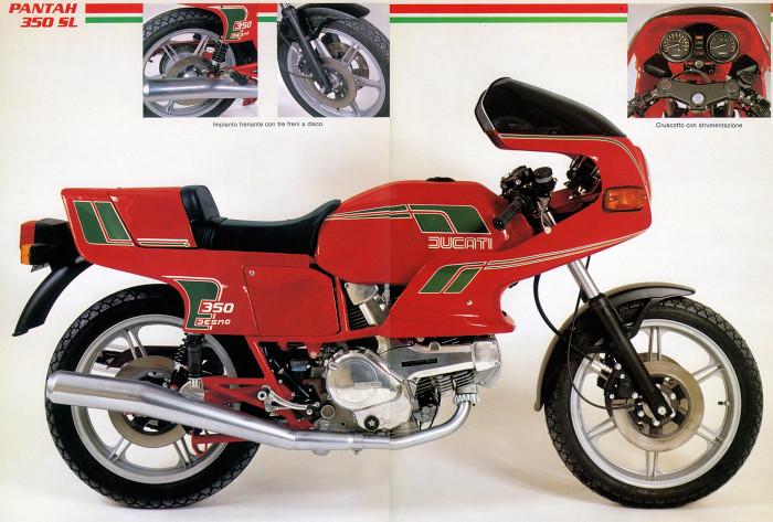 Ducati 350 SL