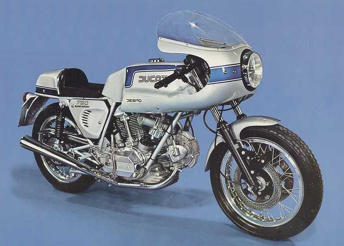 Histoire de la moto. Ducati-750-SS-1977-700px