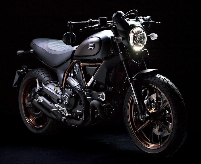 Ducati Scrambler Cc