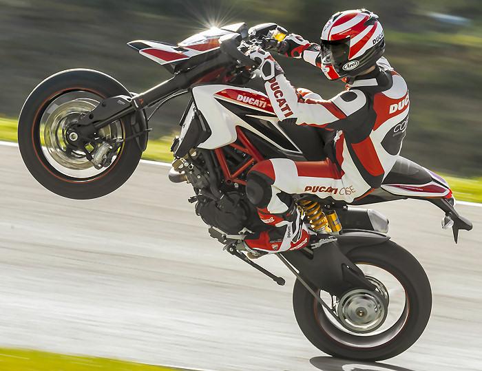 Ducati HM 821 Hypermotard SP