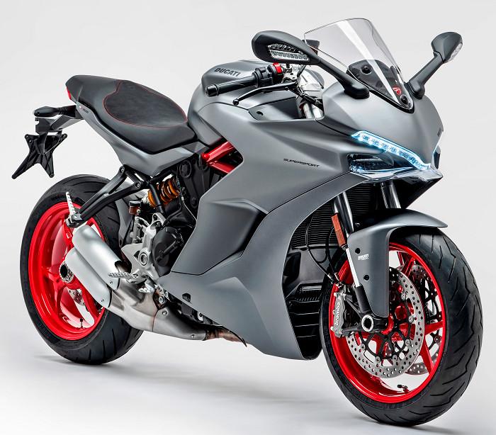 Ducati supersport 2019 fiche moto motoplanete - Image moto sportive ...