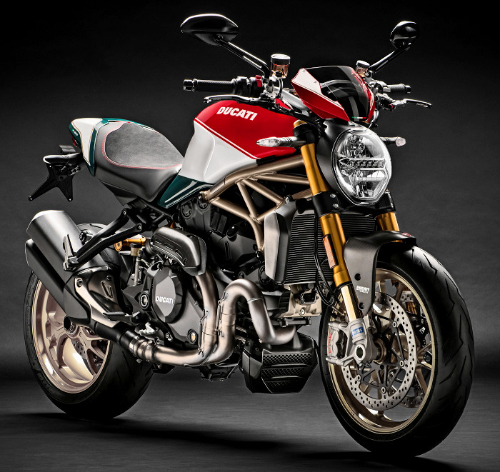 Ducati 1200 Monster 25° Anniversario