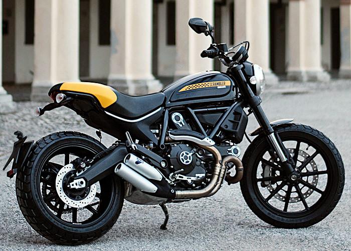 ducati scrambler 800 full throttle 2018 fiche moto motoplanete. Black Bedroom Furniture Sets. Home Design Ideas