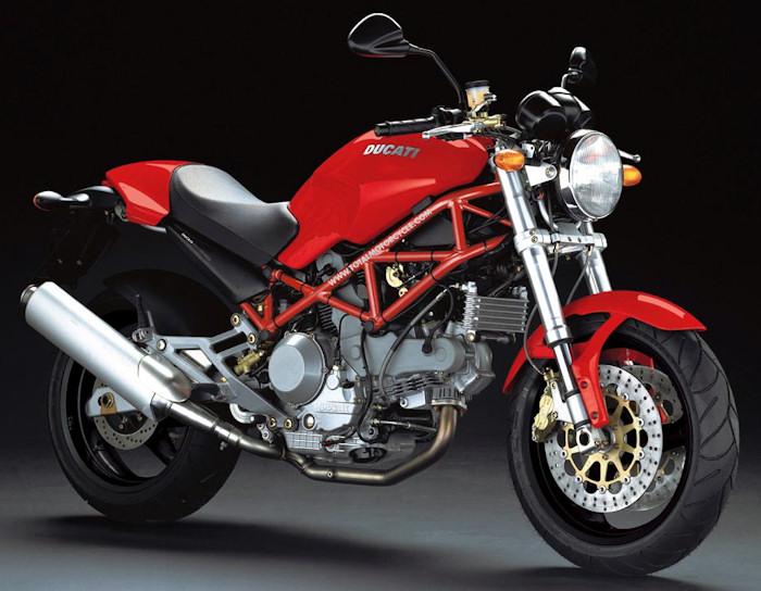 Ducati 1000 Monster 2004 Fiche Moto Motoplanete
