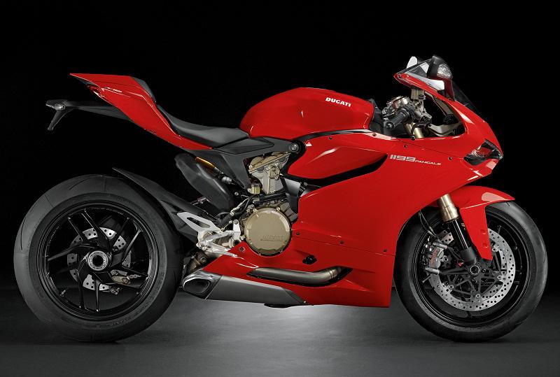 Ducati 1198 panigale