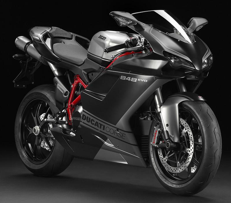Ducati 848 evo CORSE Special Edition