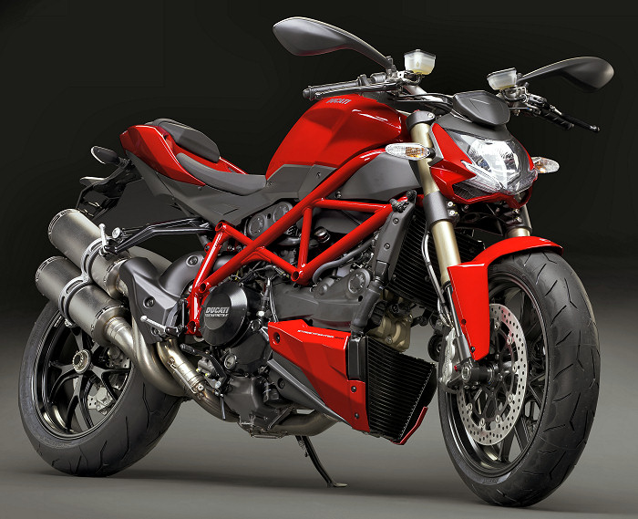Ducati Monster  Steering Damper
