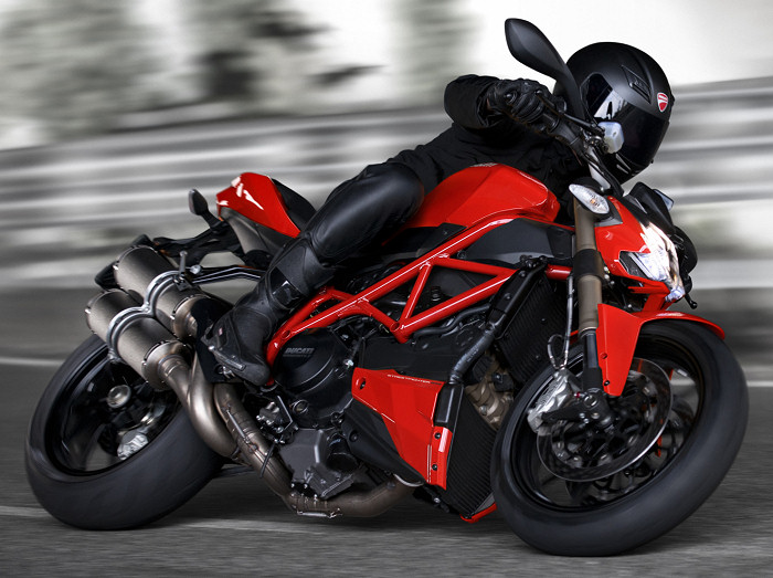 Ducati Streetfighter 848 2015 Ducati Streetfighter 848