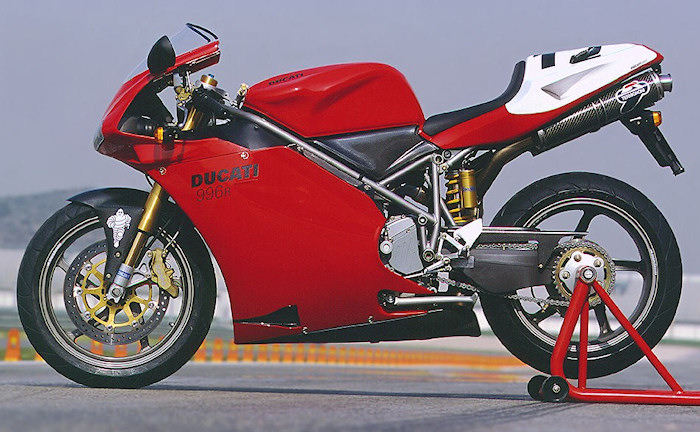 ducati 996 r 2001 fiche moto motoplanete. Black Bedroom Furniture Sets. Home Design Ideas