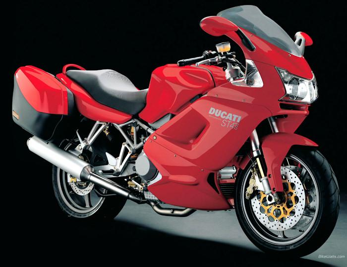 Ducati 996 ST4 S