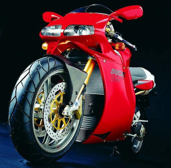 Ducati 998 R