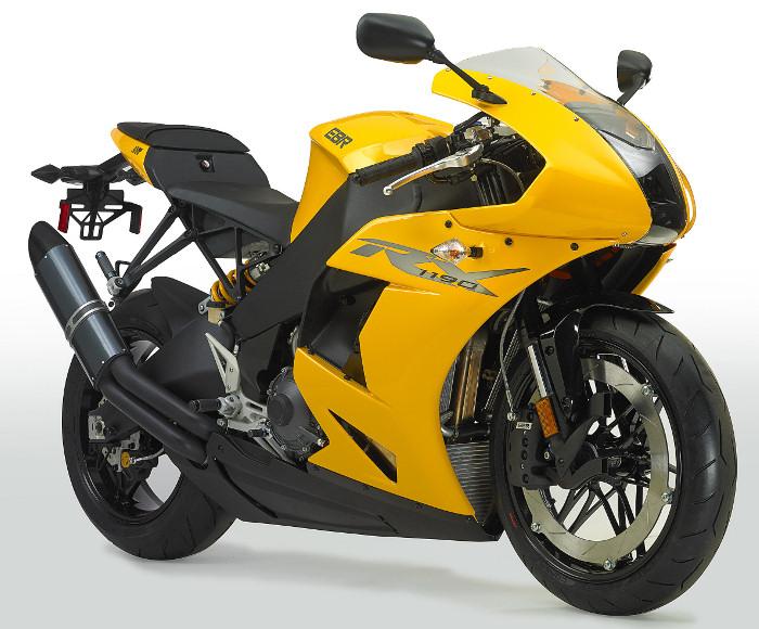 Erik Buell Racing 1190 RX 2014 - Fiche moto - Motoplanete